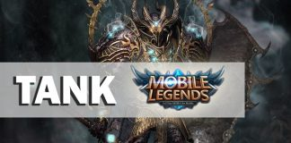 Item dan Strategy Hero Tank Mobile Legends: