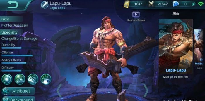 Hero Fighter Mobile Legends Terkuat dan Mudah Dimainkan