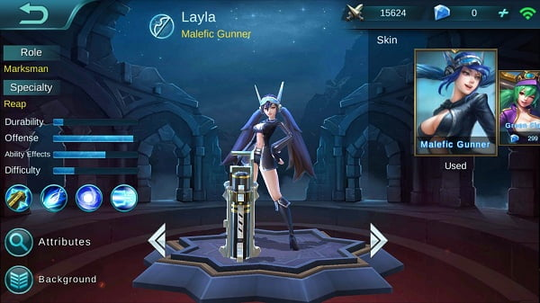 Hero Mobile Legends Mudah Dimainkan