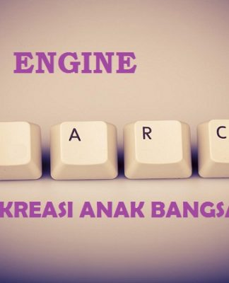 Mesin Pencari (search engine) Buatan Indonesia