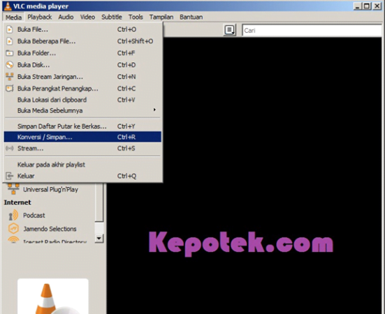 Convert Video-Konversi File Media
