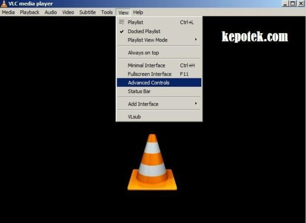Tips Trik VLC Rekam Video
