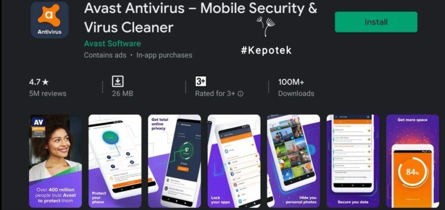 Anti Virus Android Terbaik 2020