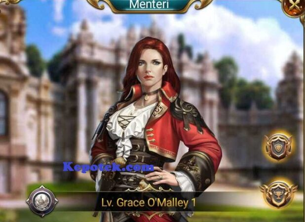 Kekurangan Menteri Grace Omelly Game of Sultans