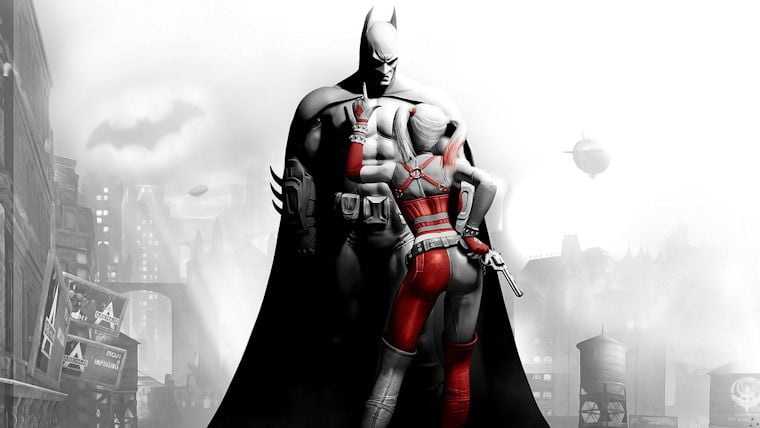 Batman : Arkham City Game Grafik Menawan