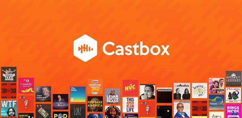 Castbox-Aplikasi Podcast Gratis Android 2020