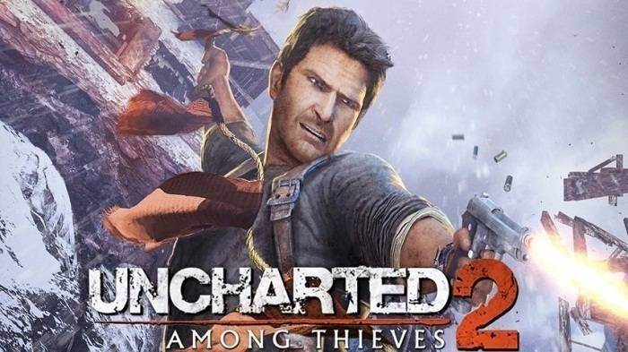 Uncharted 2-Among Thieves Game PS Grafik HD