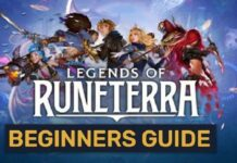 League of Runeterra-Tips Bermain Game LOR