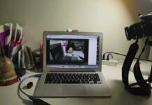 DSLR Jadi WebCam