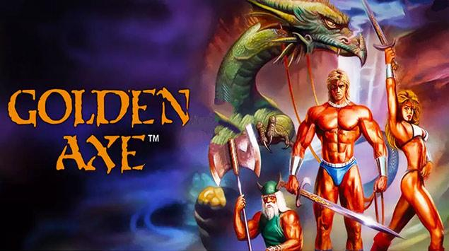 Golden Axe Classic Android IOS