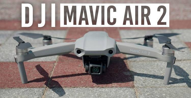 Keunggulan Drone DJI Mavic Air 2 di 2020
