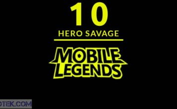 Hero Mudah Savage Mobile Legends