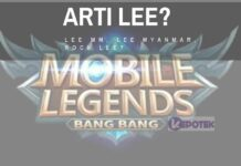 Arti Lee Mobile Legend